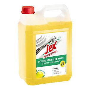 Liquide vaisselle Jex Professionnel citron 5 L