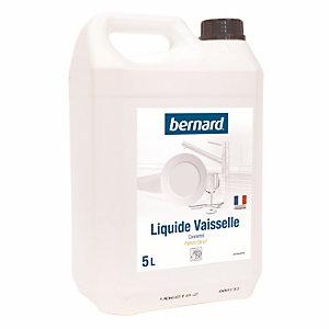Liquide vaisselle main Bernard, bidon de 5 L