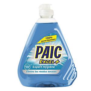 Liquide vaisselle Paic Excel+ Anti-bactérien 500 ml
