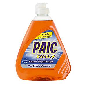 Liquide vaisselle Paic excel+ Expert dégraissage 500 ml