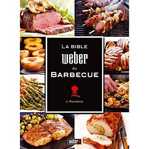 """Livre de recettes Weber® """"La bible du barbecue"""""""