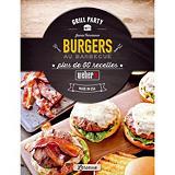 """Livre de recettes Weber® """"Burgers au barbecue"""""""