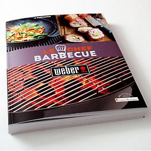 """Livre de recettes Weber® """"Le chef barbecue"""""""