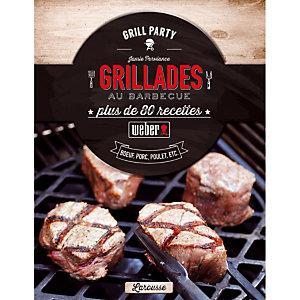 """Livre de recettes Weber® """"Grillades au barbecue"""""""