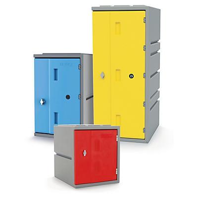 Casier plastique et accessoires##Locker in kunststof en toebehoren
