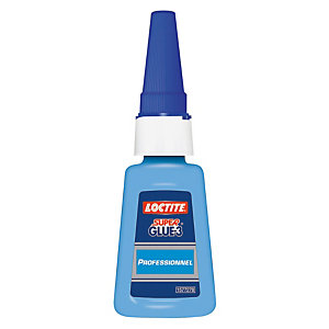 Loctite Colle liquide extra-forte Super Glue 3 Professionnel - Flacon 20g