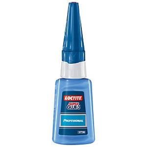Loctite Super Glue-3 Pegamento Profesional