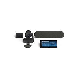 "Logitech 5462146, 4K Ultra HD, 60 pps, USB Tipo C, 25,6 cm (10.1""), 1280 x 800 Pixeles, -27 dB"