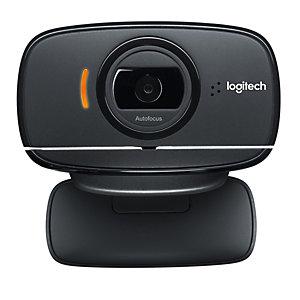Logitech B525 Webcam HD, negra