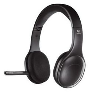 Logitech, Cuffie e auricolari, Wireless headset h800, 981-000338