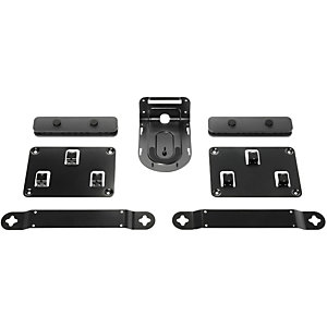 Logitech Rally Mounting Kit, Table mount, Negro, Pared, Rally Rally Plus 939-001644