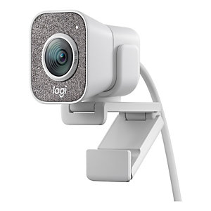 Logitech StreamCam, 1920 x 1080 pixels, 60 ips, 1080p, 2 - 3.7 mm, 0.1 m, 78° 960-001297