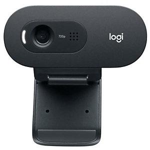 Logitech, Web-cam, Logitech c505e - blk - ww, 960-001372
