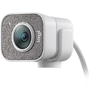 Logitech, Web-cam, Streamcam - off white webcam, 960-001297