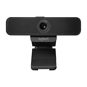 Logitech Webcam business C925e avanzata da 1080p con supporto H.264, nero.