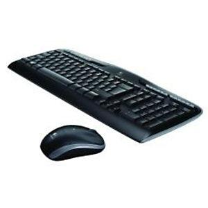 Logitech, Wireless desktop mk330, 920-003971