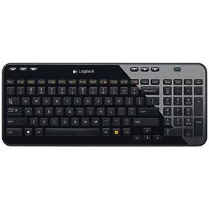 Logitech Wireless Keyboard K360 Clavier sans fil 2.4 GHz - français