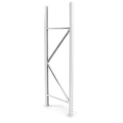 Longspan heavy duty warehouse shelving frames