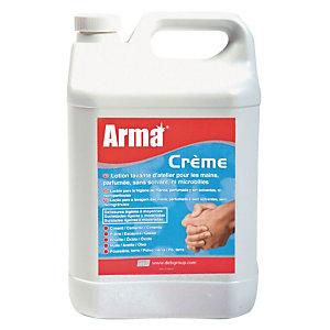 Lotion lavante Arma Crème, bidon de 5 L