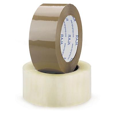 Ruban adhésif PP silencieux RAJA (qualité industrielle)##Low-noise PP Packbänder RAJA (Industriequalität)