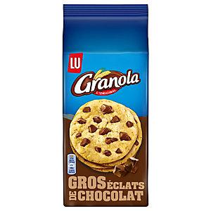LU Granola - Cookies aux pépites de chocolat - Paquet de 184g