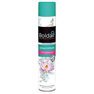 Luchtverfrisser spuitbus aromatherapie sensitive Boldair, 500 ml