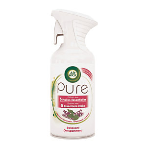 Luchtververser Air Wick gamma Pure 250 ml Ontspannend