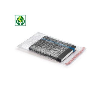 Luftpolsterbeutel Ø 10 mm mit Haftklebeverschluss