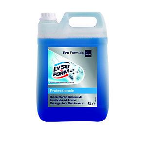 Lysoform Detergente Professionale Disinfettante per la casa, Tanica 5 l