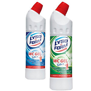 Lysoform Detergente WC Gel, 750 ml
