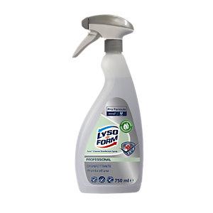 Lysoform Disinfettante pronto all'uso Lysoform Sure, Flacone spray 750 ml