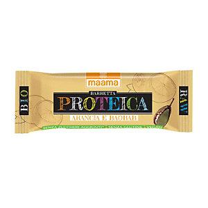 maama Barretta proteica, Arancia e Baobab, 35 g
