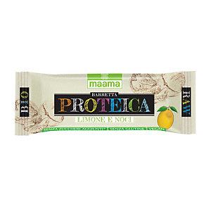 maama Barretta proteica, Limone e Noci, 35 g