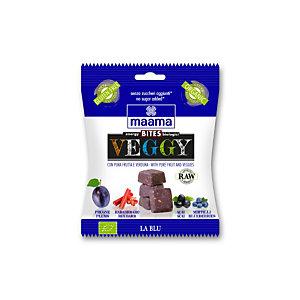 maama Mini barretta energetica Veggy, La Blu, 32 g