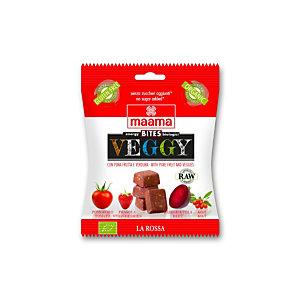 maama Mini barretta energetica Veggy, La Rossa, 32 g