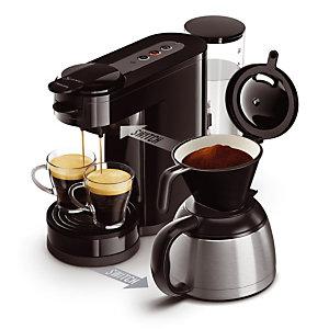 Machine à café 2 en 1 SENSEO® Switch (un détartrant Senseo offert)