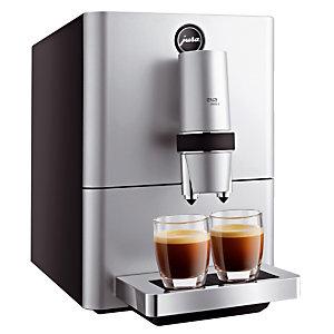 Machine à café ENA Micro 5 JURA + EN CADEAU : 3 paquets de café grains Méo 1 Kg + 6 tasses et sous tasses 9 cl + 6 tasses et sous tasses 20 cl