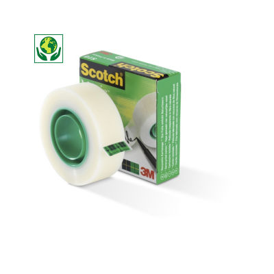 Ruban adhésif invisible Magic™ Scotch 3M##Magic™ tape Scotch 3M