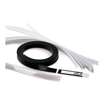 Porte-étiquettes magnétiques en rouleau##Magnetische etikethouders op rol