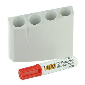 Magnetische markeerstiftenhouder voor witte borden