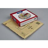 Mail Lite® Bolsa de papel de burbujas nº 15 Kraft marrón