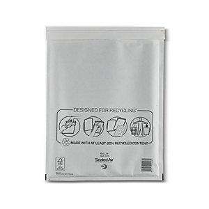 Mail Lite® Sobre con burbujas, H5, 360mm x 270mm, autoadhesivo, papel kraft, blanco