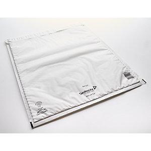 Mail Lite Tuff® Busta postale imbottita Bianco 350x470 mm A bolle d'aria Adesivo (confezione 50 pezzi)