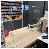 Mampara de protección Plexiglas®