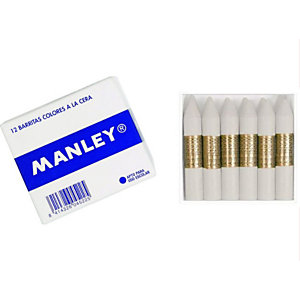 MANLEY Ceras Nº 1 blanco