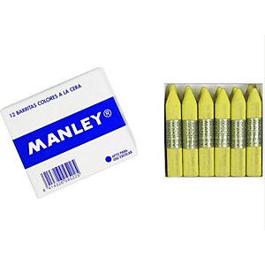 MANLEY Ceras Nº 4 amarillo