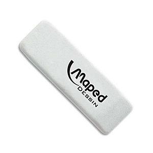 MAPED Gomme blanche caoutchouc DESSIN petit modèle