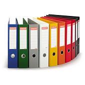 Mapper standard Esselte - Blandede farver