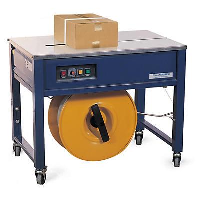 Máquina de cintar semi-automática de mesa