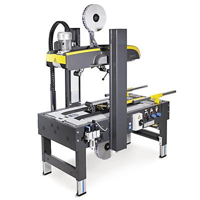 Máquina precintadora de cajas multiformato